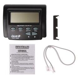 1 Set Dual Signal FSK/DTMF Telefon Call Box Anrufer ID Handy LCD Display Hohe Qualität