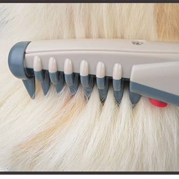 Electric Cat Grooming Comb 1
