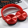 YEINDBOO Wireless Headset Bluetooth 2018 New Color Stereo Audio Mp3 Bluetooth Headset Support Smartphone