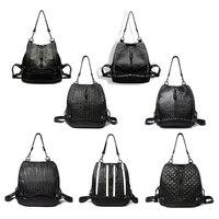 Women Lady Backpack Travel Rucksack Crossbody Shoulder Girl School Bag