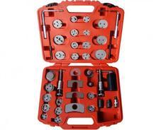 Discount! 40PCS Disc Brake Caliper Wind Back Pad Piston Compressor Tool Kit AT2149