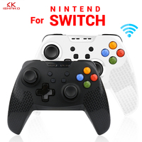 Universal Joystick Gamepads Portable Wireless Bluetooth Switch Gamepad For Nintend Switch Console And PC Controller