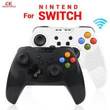 Universal Joystick Gamepads Portable Wireless Bluetooth Switch Gamepad for Nintend Switch Console and PC Controller wireless bluetooth switch gamepad for nintend switch console and pc controller joystick gamepads