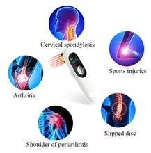 Low Level Laser LIght Therapy for Pain Relief Home Arthritis Treatment