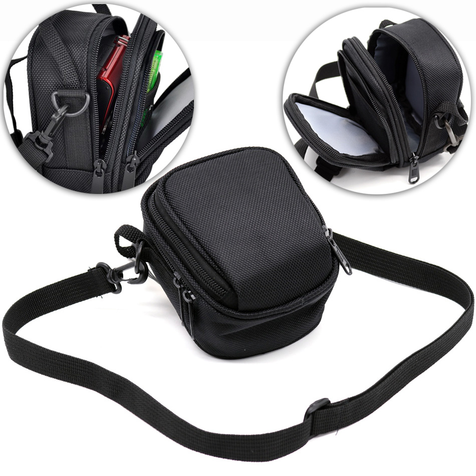 Digital Camera Bag For Panasonic LUMIX DMC-ZS110 ZS60 ZS50 ZS45 ZS40 ZS35 ZS30 ZS20 ZS10 ZS8 TZ90 TZ85 TZ80 TZ70 Protective Case free shipping 95%new zs8 motherboard for panasonic lumix dmc zs8 tz18 mainboard tz18 main board camera repair part