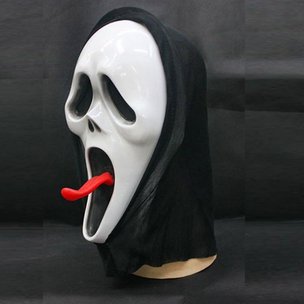 Aliexpress.com : Buy Halloween Costume Accessory Crazy Mask Scared ...
