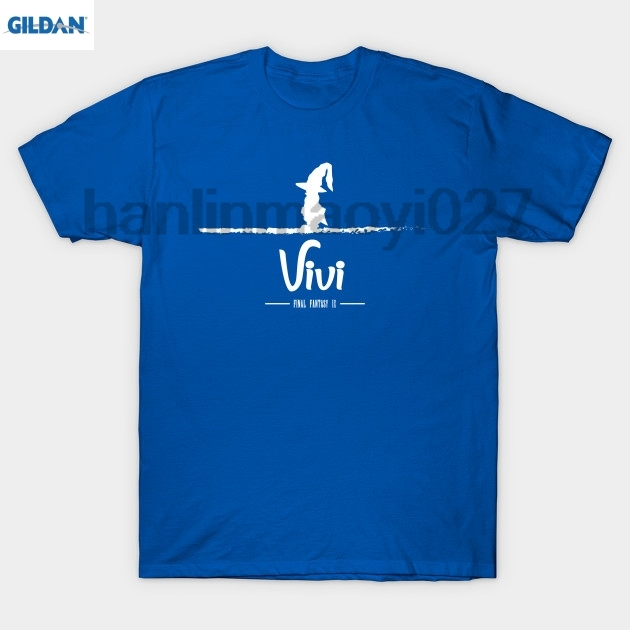 GILDAN Vivi Final Fantasy IX T Shirt