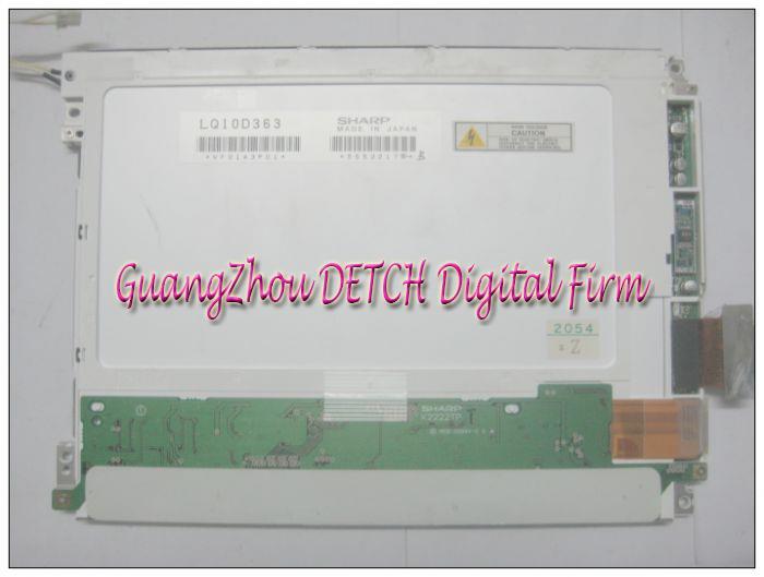Industrial display LCD screen10.4-inch  LQ10D363 LCD screen industrial display lcd screen 10 inch sp21h001 lcd screen