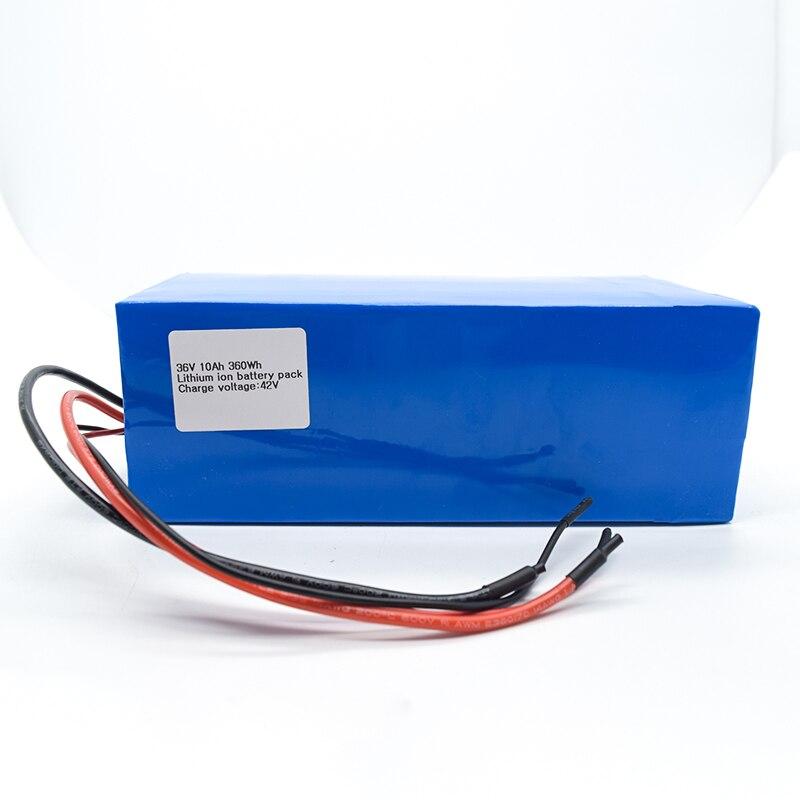 Waterproof 36V12Ah 360wh E-bike Lithium E-Bike Battery for Electric Bicycle Bike