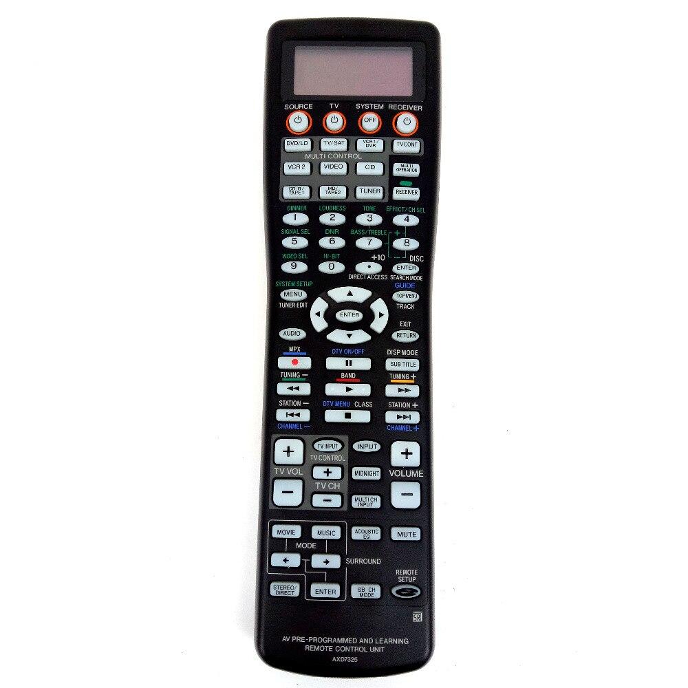 Remote Control For Pioneer Amplifier AXD7325 FIT FOR VSX-45TX VSX-55TXI VSX-56TXI VSX-1012K VSX-2102K VSX-9300TX replacement remote control for pioneer vsx 521 axd7660 vsx 422 k axd7662 av receiver
