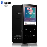 2.4 In Screen 16GB Lossle Music mp4 Player Support Bluetooth 4.0 SD Card Support Up to128GB FM Radio Built in Speaker MP4 player