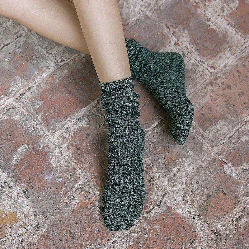 Fall Winter New Thick Socks Pile Heap Unisex Socks For Male Female Harajuku Men Women's Socks Calcetines Mujer Meias