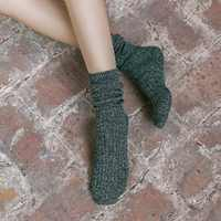 Otoño Invierno nuevos Calcetines gruesos pila Unisex Calcetines para hombre femenino Harajuku hombres mujeres Calcetines Mujer Meias