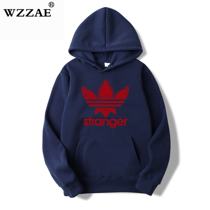 18 Brand New Fashion Stranger Things Cap Clothing Hooded Sweatshirt hoodies Men/Women Hip Hop Hoodies Plus Size Streetwear 5