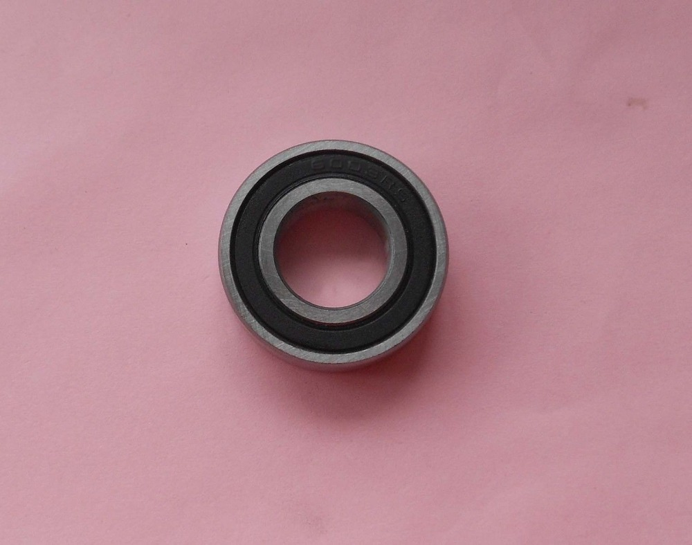 """10pcs R4-2rs R4rs 1/4"""" X 5/8"""" X 0.1960"""" Inch Rubber Sealed Ball Bearing"""