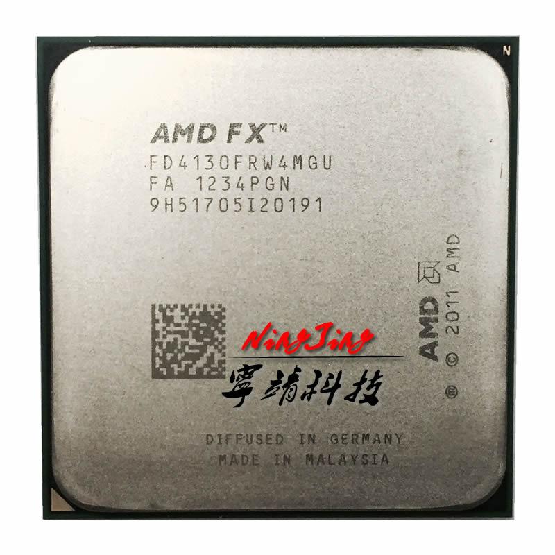 FD4130FRGUBOX AMD FX-4130 Black Edition 3.8GHz Quad-Core Processor