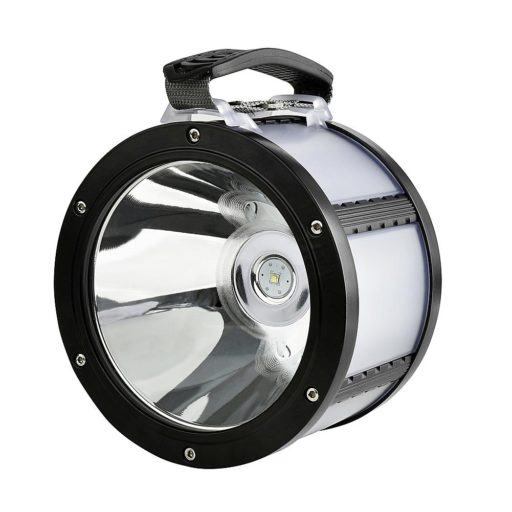 Kaigelin Multi function Portable Light USB Charging Emergency Light Search Light High power LED Searchlight XML2