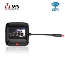 VSYS M8 2.0″ LCD Car WiFi DVR Super HD 2K 1296P 1080P 60fps Dash Cam Driving Recorder OV4689 MOV H.264 Car Registrator G-sensor