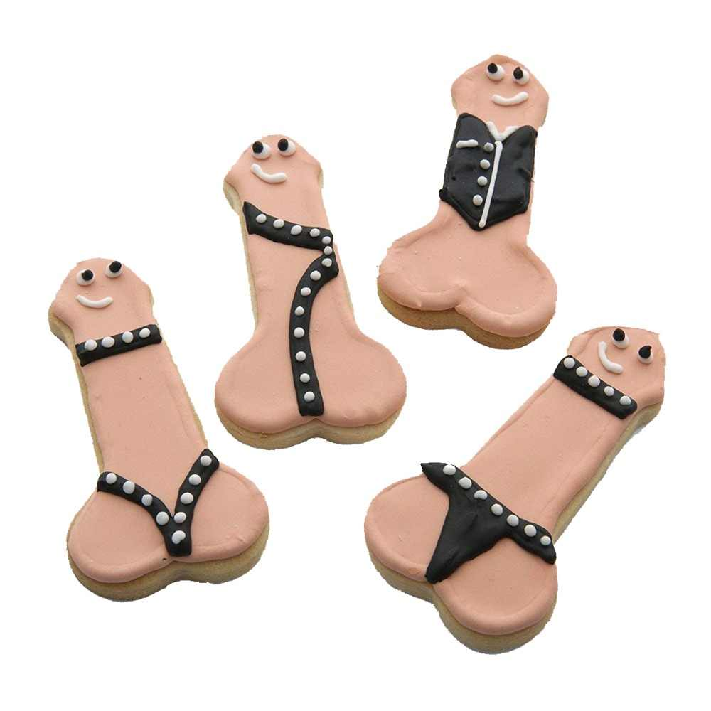 forma cookie penisa