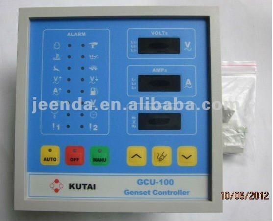GCU-100 Generator Automatic Control and Protection Module image