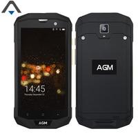 Original AGM A8 3 32G 4 64G Quad Core 5 Inch Samrt Phone 4050mAh 13MP 720P