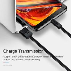 Image 4 - 10 ชิ้น/ล็อต Type C สำหรับ Samsung Xiaomi Type C สาย USB USAMS เดิม USB C Charger ข้อมูล SYNC 10 P/L ประเภท C ชาร์จสาย