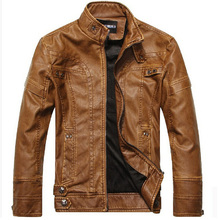 Motorcycle Leather Jackets for Men