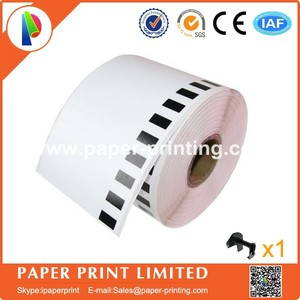 Image 1 - 32x Rolls Brother Compatible Labels DK 22205 brother labels,dymo labels,brother 22205,dk22205,dk 22205,dk2205,dk205,dk 2205