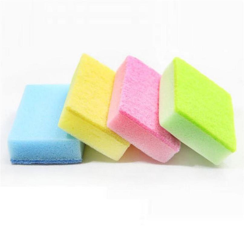 10PCS Cleaning Sponges Universal Sponge Brush Set Kitchen Cleaning Tools Helper 2017 Car accessories universal