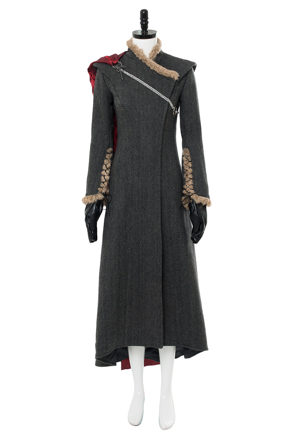 Daenerys Targaryen Costume Dany Gown Dress Game of Thrones Season 7 Cosplay Mother of Dragon Outfit Halloween Cosplay costume