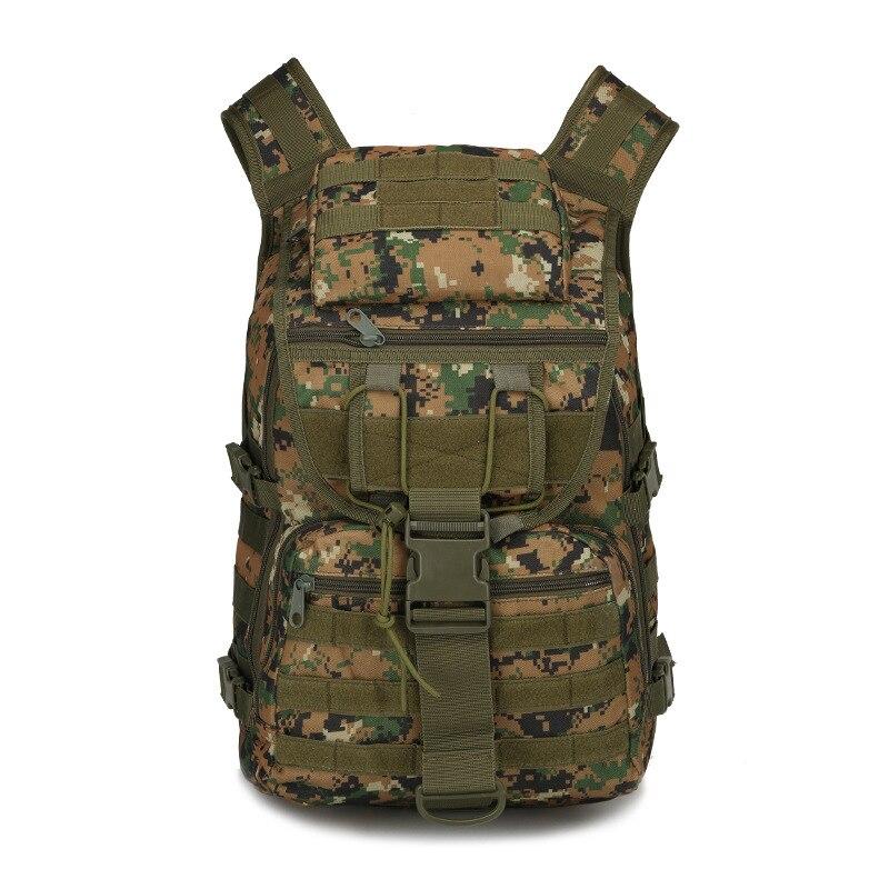 Armée militaire assaut sac à dos tactique étanche Bug Out sac petite Molle militaire en plein air randonnée Camping chasse sac à dos