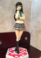 1/8 Japanese original anime figure LoveLive Sunshine Kurosawa Dia uniform ver action figure collectible model toys for boys