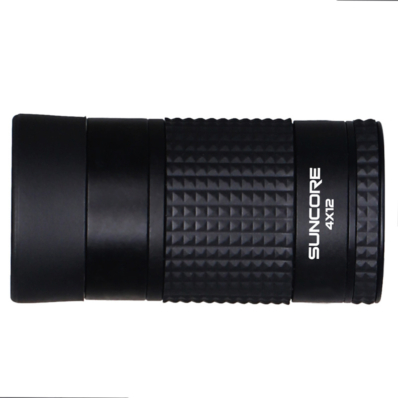 Image 5 - Professional Zoom Monocular 4x12 Waterproof Telescope HD Portable  Telescopic Spyglass Binocular Hunting Shooting Golf Tourism-in Monocular/Binoculars from Sports & Entertainment