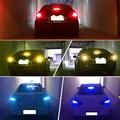 2pcs/lot Car Auto LED Headlamp 3400K T10 194 10 smd 5630 Decorative LED Light Bulb for cars/RV/boats car styling 6 Colors