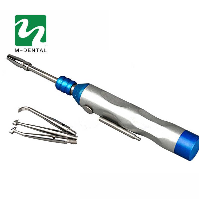 1 Juego de herramienta de removedor de corona automática ajustable Dental de acero inoxidable 4 niveles para laboratorio de odontología envío gratis