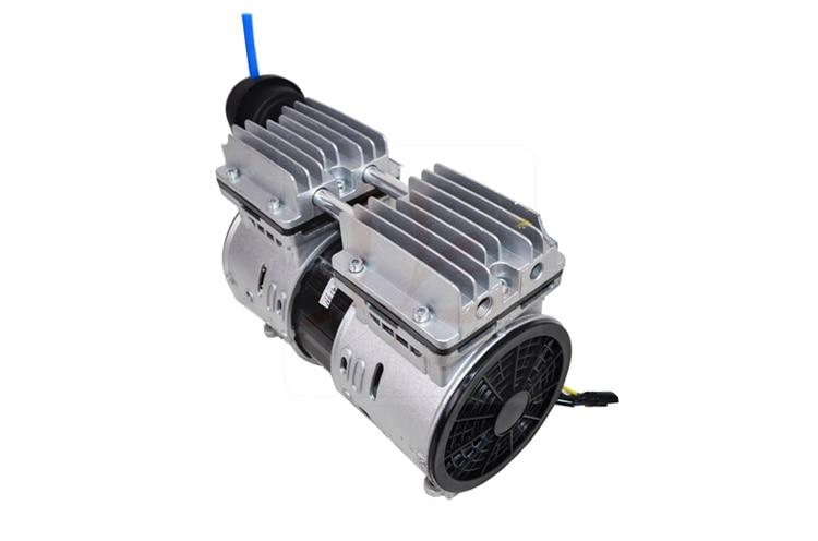 550W non oil air vaccum pump 120L/Min manka care 24v 12v dc 33l min 50 w medical diaphragm vacuum pump silent pumps oil less oil free compressing pump