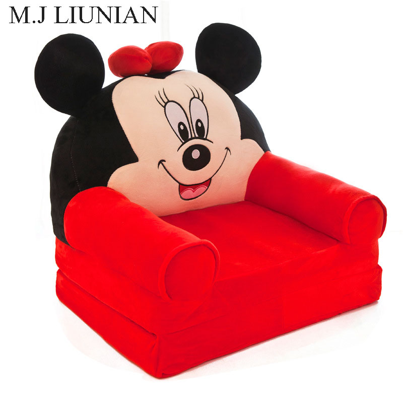 Outstanding M J Liunian Newest Baby Cartoon Sofa Foldable Cute Seats Lie Infant Sofa With Filling Newborn Soft Kids Chair Children Seat 2018 Bralicious Painted Fabric Chair Ideas Braliciousco