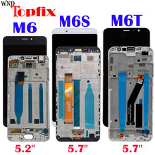 For Meizu M6 LCD Display Touch Screen M711H M711M M711Q M6S LCD M712H M712Q For MEIZU M6T LCD M811Q Screen Replacement