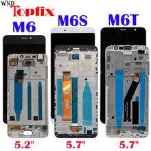 Recambio de pantalla táctil LCD para Meizu M6, M711H, M711M, M711Q, M6 S, M712H, M712Q, MEIZU M6 T, M811Q