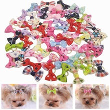 10/20PCS Cute Small Dog Hair Bows Pet Dog Hair Accessories Dog Grooming Bows for Teddy Yorkshire Maltese dog puppy pet hair dryer big power dog special hair blowing goodie teddy kitten small large dog water blowe