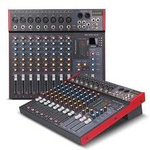 G mark mk800 профессиональный миксер аудио музыкальная студия