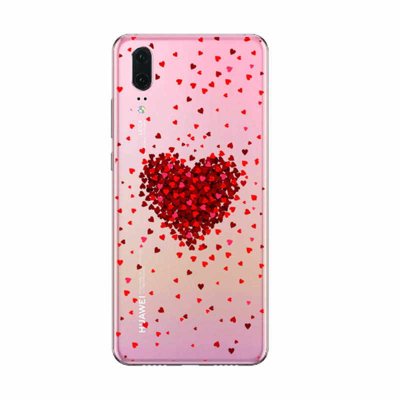 Case For Huawei P10 P9 Lite 2017 P8 Lite 2017 Mate 10 Cover Case Silicon TPU Cover For Honor 7 8 7X 6X Phone Cases Capas Coque