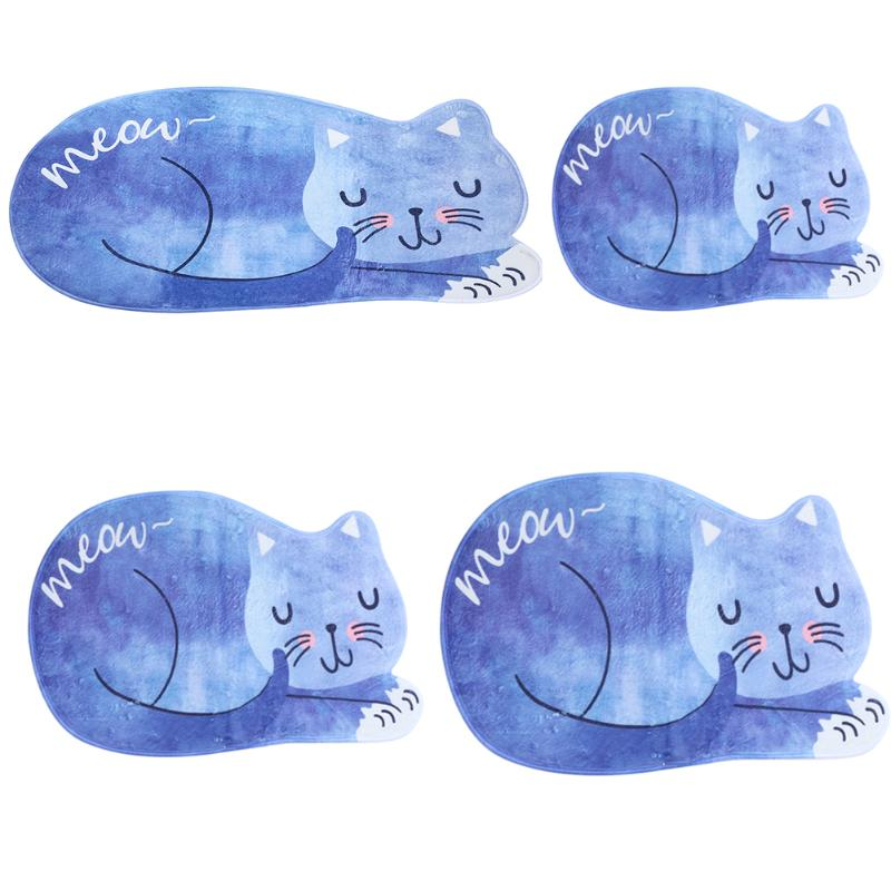 Adorable Non-Slip Cat Mat