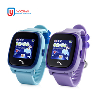 Smart Kids Watch Android Watch IP67 Waterproof SIM Smart Watch GPS WIFI Locating SOS Call Remote Monitor Best Gift for Baby