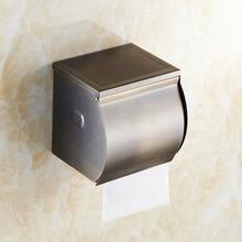 Античная бронза Держатель Для Туалетной Бумаги ролл Отель аксессуары для ванной комнаты туалет ткани dipenser нержавеющей стали