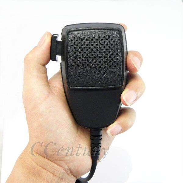 bilder für 2 Stücke Schwere Lautsprecher Mikrofon PTT für Motorola Mobile Auto Radio Schinken CM140 CM340 EM200 GR300 Maxtrac MCX600 MCX760