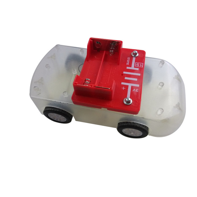 kids toys for boys girls solar toy car diy W-08 Solar DIY Variable Building Blocks Vehicle Electronic Discovery Kit car gadgets 4