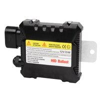 1 пара 35 Вт воспламенитель xenon hid балласт для H1 H3 H4 H7 H11 H13 9004 9005 9006 9007 цифровой тонкий балласт DC 12 В HID Замена