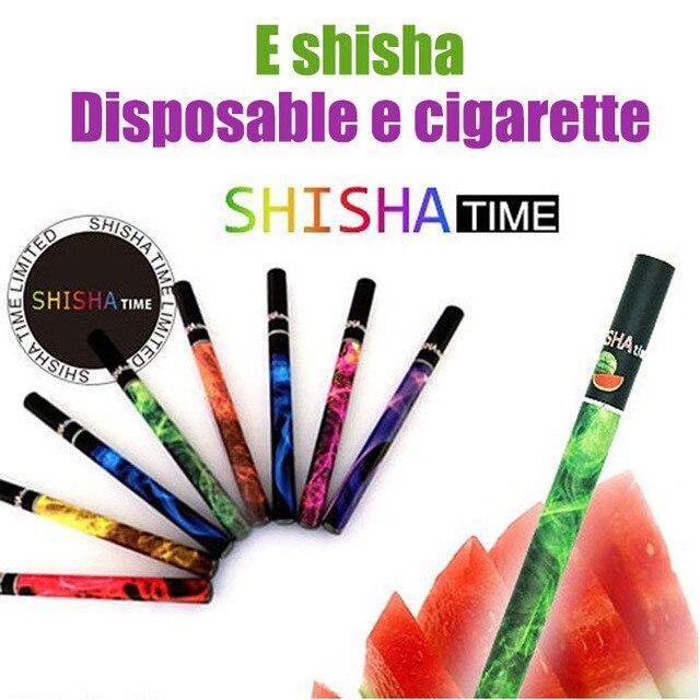 e shisha Disaposable Pen Vaporizer eshisha Electronic Cigarette Multi  Flavors 500puffs e shisha Stick Pen Vapor