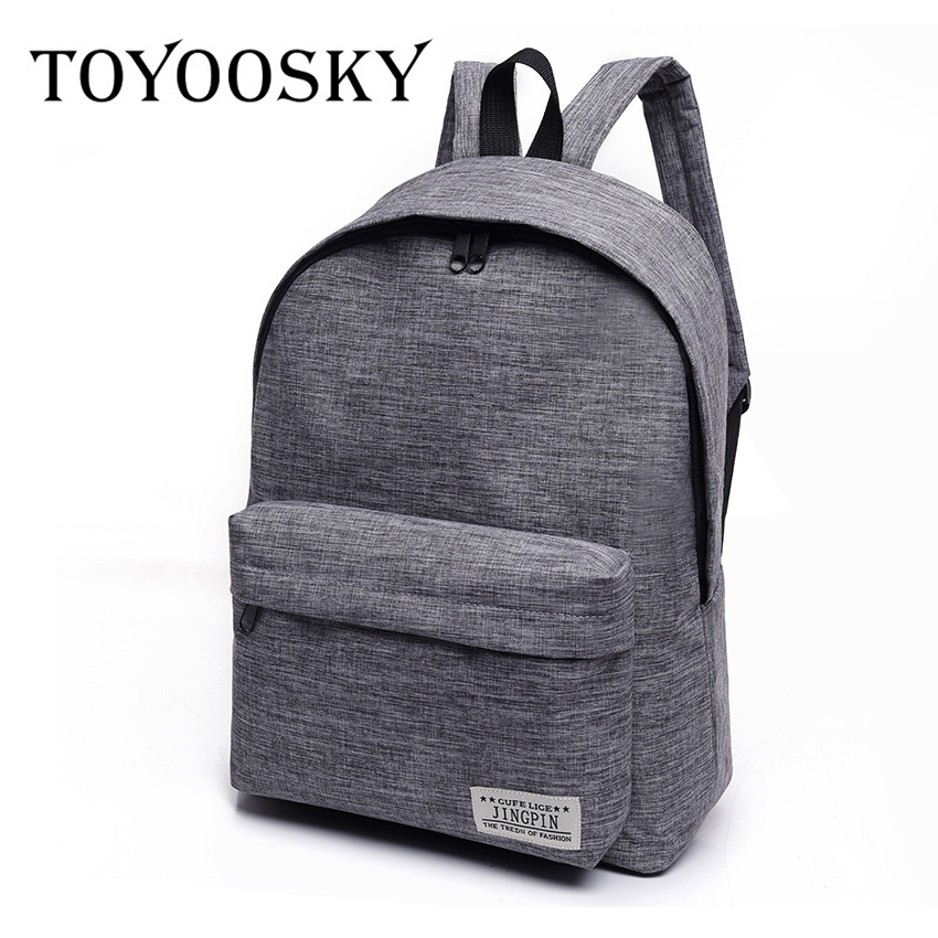 Brand Canvas Men Women Backpack College High Middle School Bags For Teenager Boy Girls Laptop Travel Backpacks Mochila Rucksacks men backpack student school bag for teenager boys large capacity trip backpacks laptop backpack for 15 inches mochila masculina